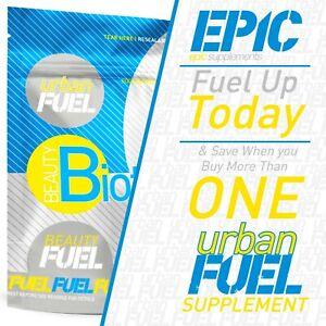 Urban Fuel Biotin Max Strength Healthy Hair, Skin & Nail Regrowth - 365 Tablets