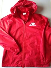 VESTE IMPER - JACKET NEW BALANCE // ROUGE - RED // STYLE LIVERPOOL // TAILLE L