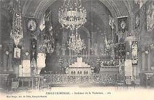 BF7147 paray le monial interieur de la visitation france        France