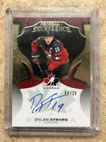 16-17 UD The Cup POE Programme of Excellence Auto #POE-DS DYLAN STROME /10