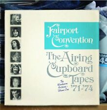 FAIRPORT CONVENTION – THE AIRING CUPBOARD TAPES '71-'74 Vinyl LP (NEW/SEALED)