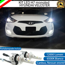 KIT LED H7 HYUNDAI VELOSTER 6500K CANBUS 12000 LUMEN MONO LED MONOLED