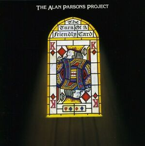 Alan Parsons Project The Turn of a Friendly Card CD NEW