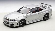 1:18 Autoart Nissan GTR R34 Z-TUNE NISMO Die Cast Model