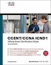 CCENTCCNA ICND1 Official Exam Certification Guide, 2nd Edition