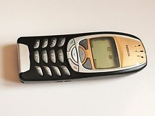 NOKIA 6310i MOBILE PHONE, BLACK GOLD, BUSINESS PHONE, UNLOCKED, GRADE A