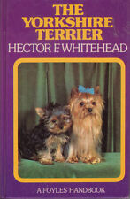 YORKSHIRE TERRIER Hector Whitehead **GOOD COPY**