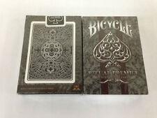 CARTE DA GIOCO BICYCLE RITUAL PREMIER,poker size