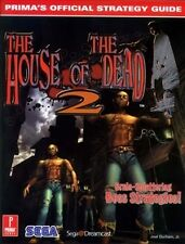 Brand New The House Of  The Dead 2 Strategy Guide