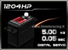 SERVO DIGITALE 5Kg 0,05sec POWER HD CON INGRANAGGI IN PLASTICA HIMOTO HD-1204HP