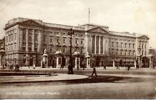BUCKINGHAM PALACE LONDON c1910 ROYALTY POSTCARD