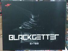 Sen-ti-nel Sentinel Riobot Black Getter action figure Diecast in stock
