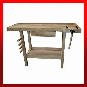 *SALE* WNS Wooden Workbench Desk / Garage Workshop Craft Hobby Joiner Carpentry
