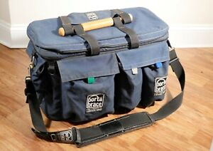 Porta Brace PC-2 Blue Production Case. Carries and organizes a whole lot of gear