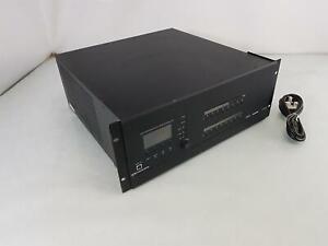 Crestron Digital Media Switcher DM-MD8X8