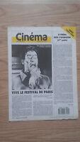 Revista Semanal Cinema Semana de La 24A 30 Junio 1987 N º 404 Buen Estado