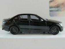 """Busch 43607 Mercedes-Benz C-Klasse Lim. (2007) """"Black Edition"""" 1:87/H0 NEU/OVP"""