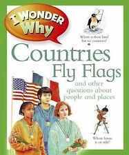 I Wonder Why Countries Fly Flags-ExLibrary