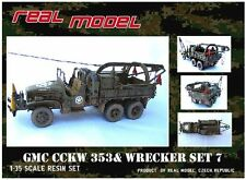 1/35th Real Model US GMC 352 wecker 7 conversion