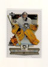 2007-08 McDonald's UD In The Crease Marc-Andre Fleury