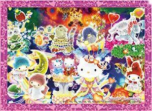 Jigsaw Puzzle Crystal Puzzle Sanrio Starlight Parade - 165 Pieces