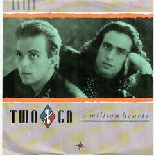 """<2981> 7"""" Single: Two Go - A Million Hearts / Everything"""
