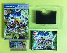 Digimon Frontier Battle Spirit WonderSwan Color WS WSC Wonder Swan JAPAN USED