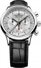 Maurice Lacroix Herren Uhr Chronograph LC1228-SS001-131 , NEU & OVP