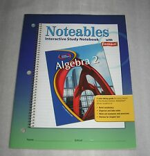 Glencoe Algebra 2 for sale | eBay