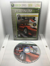Project Gotham Racing 3 - PH -Case and Game Disc -Tested -Xbox 360
