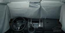 Sonnenschutzgardinen Autogardinen Fahrerhaus VW T6 Multivan, grau