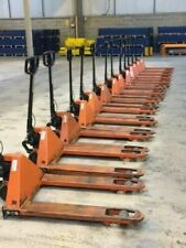 More details for 2300kg toyota bt pallet trucksin excellent condition - factory fitted brakes