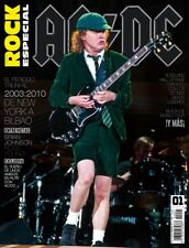 This is Rock Magazine Spain Special Issue 01 + 3 Posters - AC/DC (2003 to 2010)