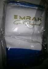 New EMRAH Pro Training Mitts for Ladies (Large, blue and white)