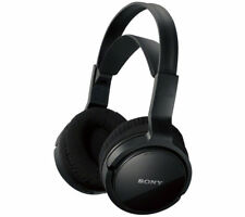 SONY MDR-RF811RK WIRELESS CORDLESS OVER-EAR HEADPHONES RECHARGEABLE TV HIFI
