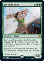 Towering Titan x1 Magic the Gathering 1x Jumpstart mtg card
