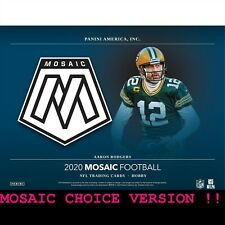 JORDAN LOVE 2020 PANINI MOSAIC CHOICE 15 BOX BREAK 15 X