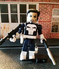 Marvel Minimates PUNISHER Best of Series 2 Loose Spider-Man Avengers Daredevil