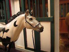 Jaapi Halloween Halter made to fit Breyer model MISCHIEF NIGHT