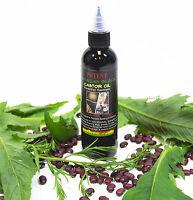 STRENGTHEN POTENT JAMAICAN BLACK CASTOR OIL for Hair Extensions Braids Weaves