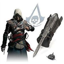 Cosplay Xmas Gift Assassins Creed 4 Black Flag Pirate Hidden Blade Gauntlet