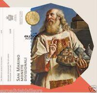 Set BU SAINT MARIN  2016 - 1 cent à 2 euros  - 15 000 exemplaires