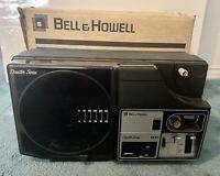 Bell & Howell 1441 Director Series Super 8mm Film Projector w/ Box & Manuals