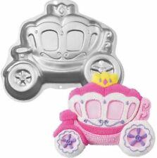 La Principessa Carrozza Cenerentola gelatina per torta Pan Tin Muffa Stampo Pasticceria Festa di Compleanno