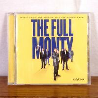 The Full Monty OST Soundtrack CD Album RCA Victor 1997 BMG Playgraded M-