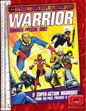 Warrior Magazine #4 - never reprinted Marvelman story!