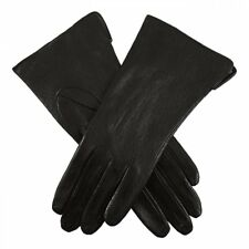Dents Classic Imipec Leather Ladies Glove 7 Black
