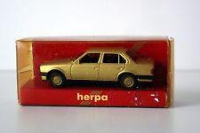 VOITURE BMW 325 i - HERPA - ECHELLE HO 1/87