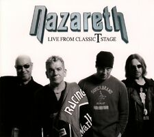 NAZARETH / Live from Classic T Stage / (1 CD) / NEUF