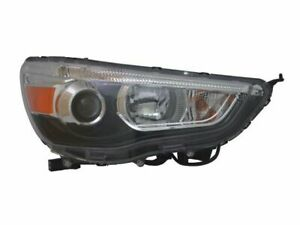 For 2011-2019 Mitsubishi Outlander Sport Headlight Assembly Right TYC 37618SH